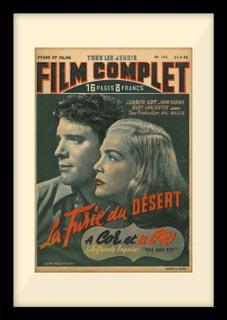 "Film Complet ""La Furie du Desert"" - American stars - French style"